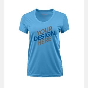 50+ UPF Ladies Short Sleeve Performance Shirt Thumbnail